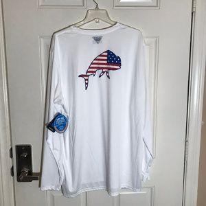Columbia PFG Long Sleeve UPF 50 Omni-Shade Shirt